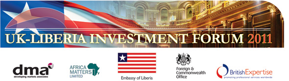 UK-Liberia Investment Forum, June 2011