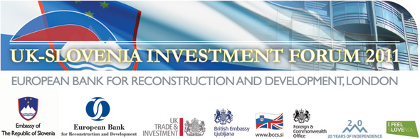 UK-Slovenia Investment Forum