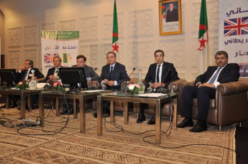 Algeria-UK Investment Forum - Photo credit Apulée Madaure