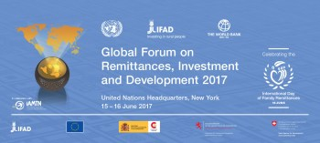 The Global Forum on Remittances, Investment and Development 2017