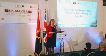 Baroness Northover UK-Angola Trade & Investment Forum