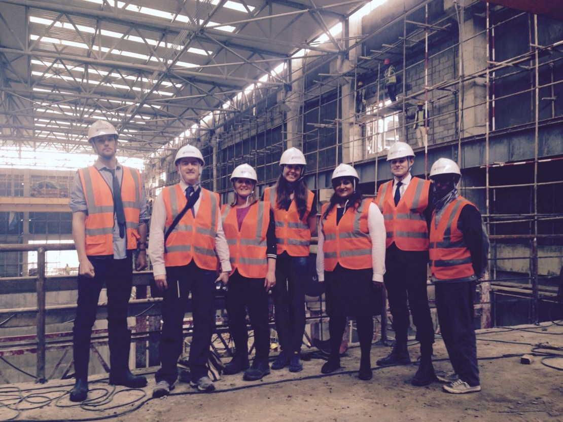 Waste to Energy site visit