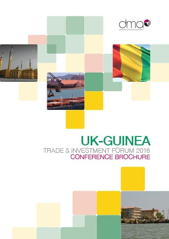 Investing in Guinea 2016
